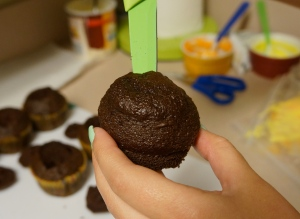 candy-corn-cupcakes 3