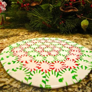 Pinterest-Homemade-peppermint-candy-plate