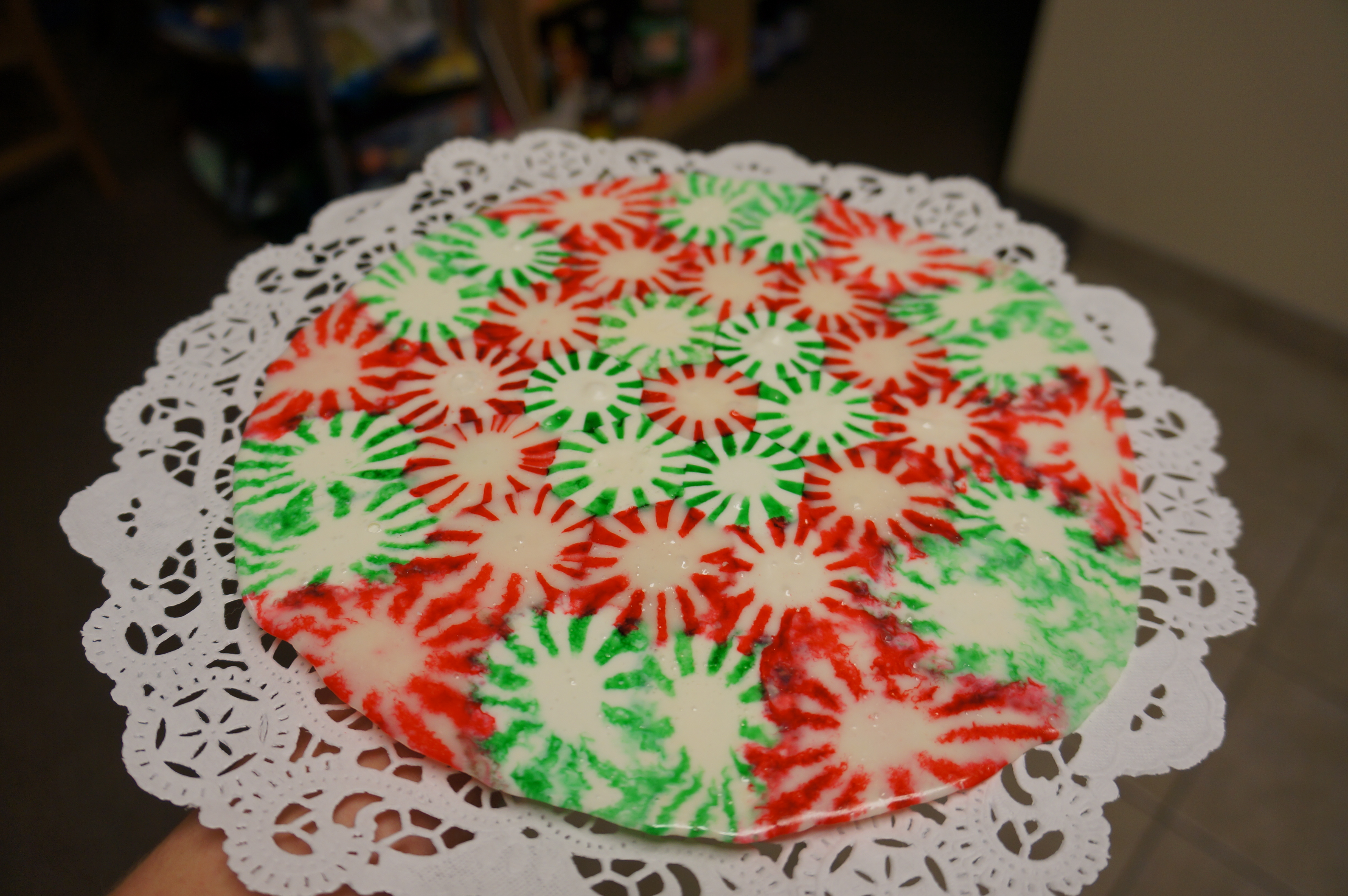 Easy Homemade Peppermint Candy Plate We 39 Re Calling