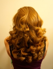 blonde-red-curly-hair
