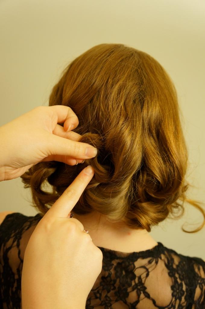 make-short-hair-style
