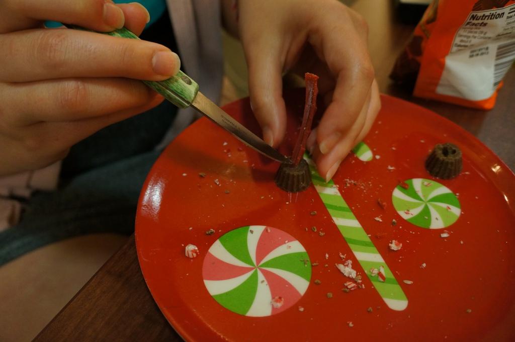 licorice-cake-ball-ornaments