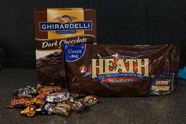 Heath-bar-brownies