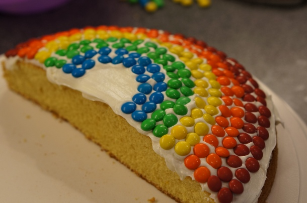 how-to-make-rainbow-cake