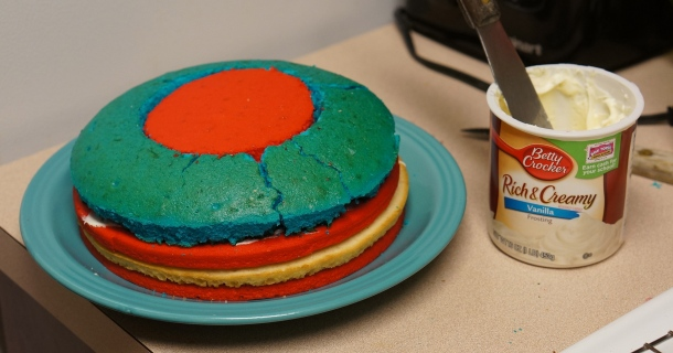 American-flag-cake-before-icing