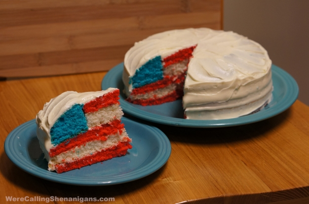how-to-make-american-flag-inside-cake