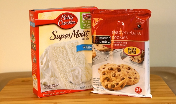 chocolate chip cookie cupcake recipe