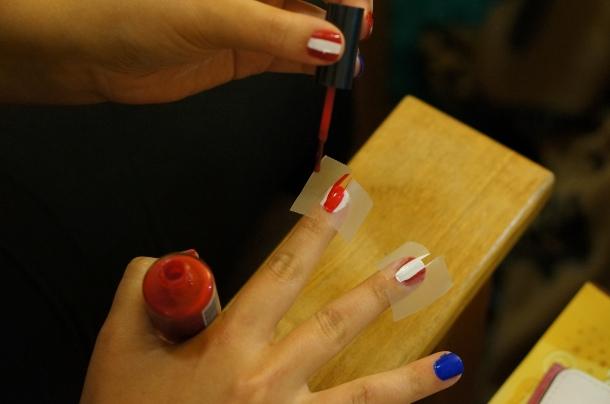 Striped-nail-designs