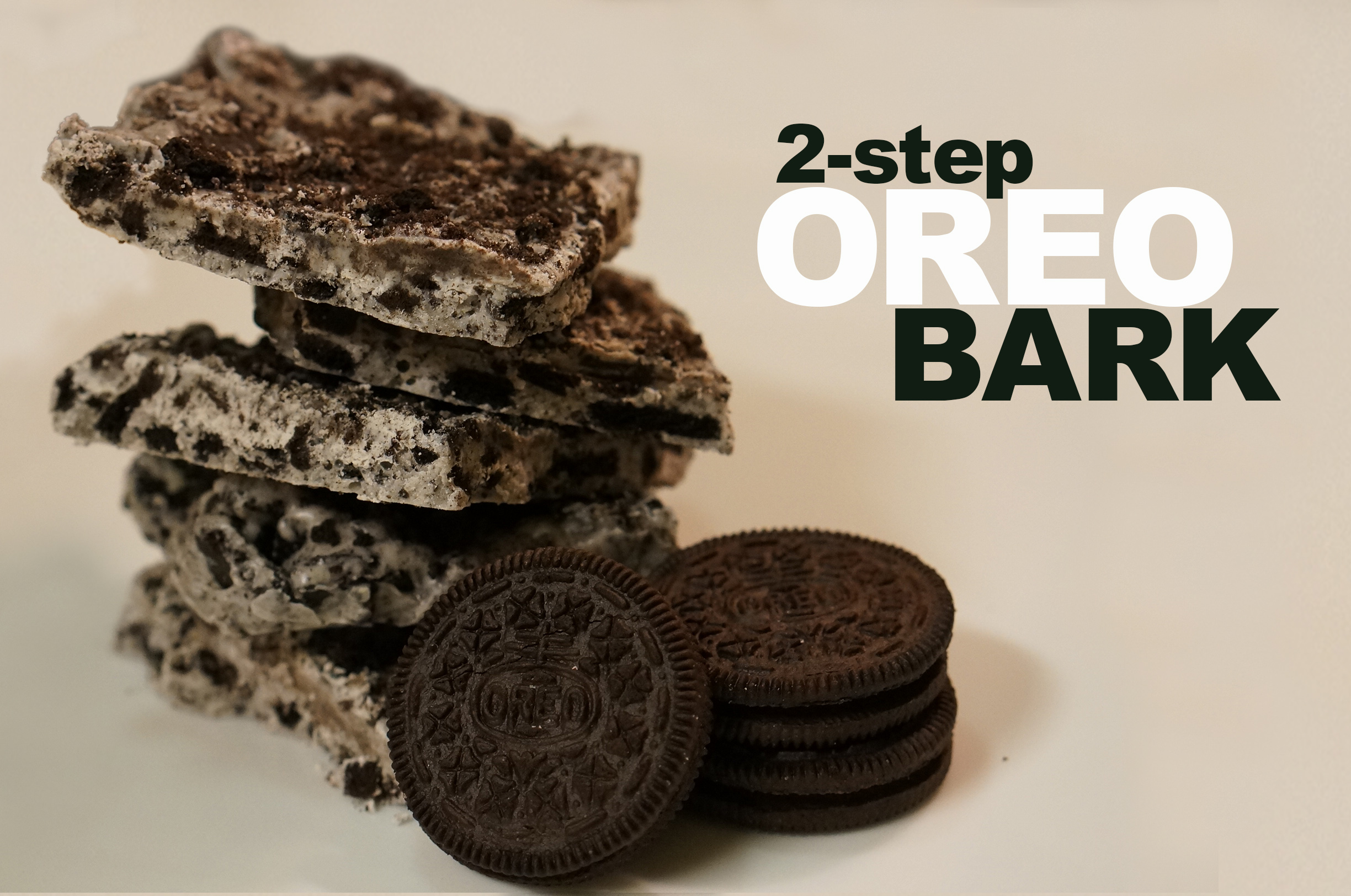 Oreo Cookie Bark We Re Calling Shenanigans