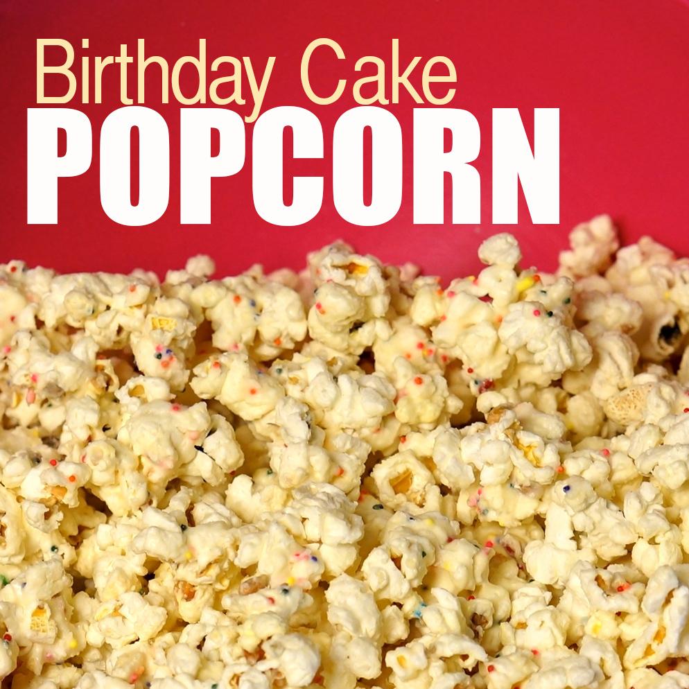 Popcorn Box Cake Pops