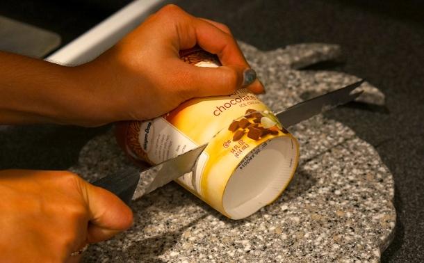 ice cream sandwich trick Pinterest