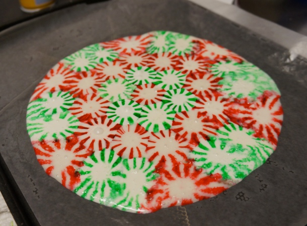 peppermint plate how to