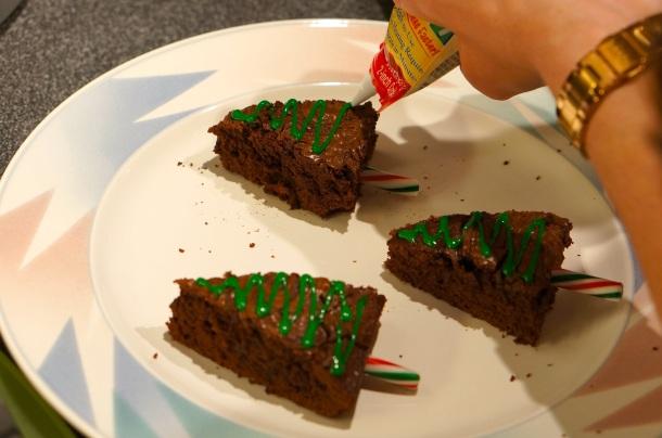brownie icing